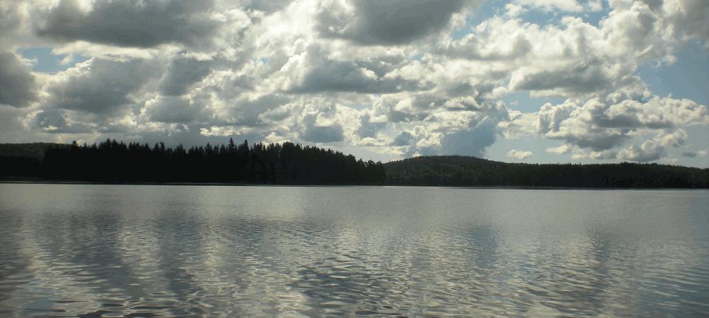 Vattenkvalitén i Molkomsjön